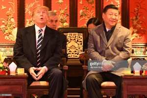 REPORT! China calls out Trump for Saudi Arabia while trying to deal with them