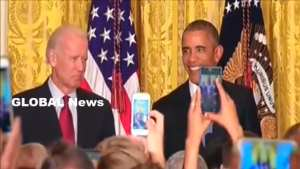 FLASHBACK! MSM hacks cheer Obama after he kicks out reporter