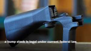 BUMP STOCKS USELESS, BUT BAN IS DANGEROUS PRECEDENT
