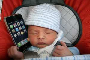 STUDY! Screentime impacting brains of young kids
