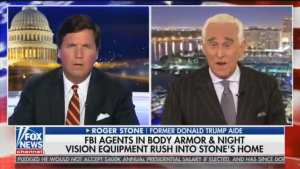 "ROGER STONE!""I'm in for the fight of my life."", ""I will not bear false witness against the president."""