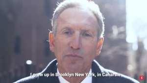 Can Howard Schultz win the Presidency?