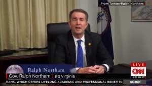 FAKE NEWS! CNN chyron calls Ralph Northam a Republican