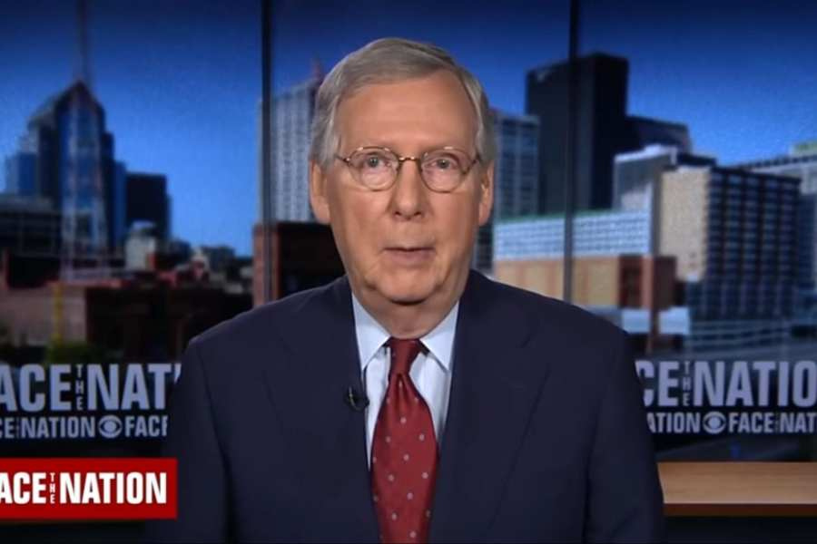 After failing to repeal O-CARE GOP Senators plan on blocking Trump's National Emergency
