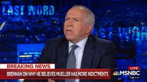 John Brennan just gave his most confusing interview yet