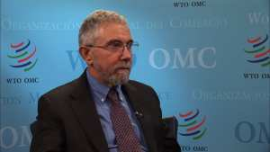 Paul Krugman claims he isn't scared of left-wing anti-Semitism
