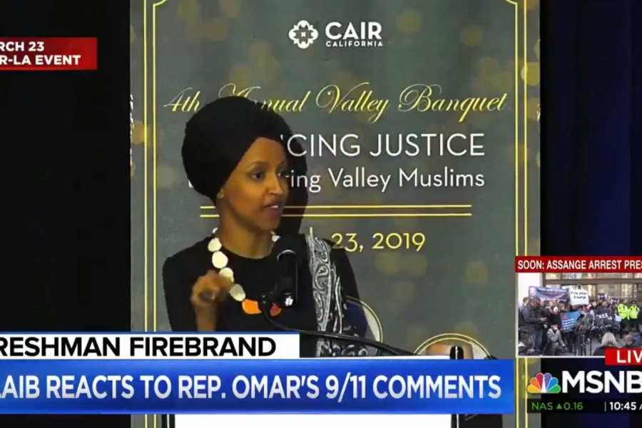 Ilhan Omar's district ranked worst for black Americans