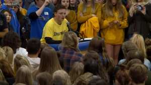 WOW! Students at STEM school walk out, blast left for pushing Gun Control at Vigil