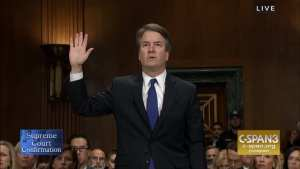 """Rush Limbaugh, Conservatives bash Kavanaugh! """"all that [Blasey] Ford stuff worked."""""""