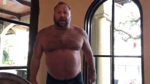 WATCH: Alex Jones joins Fat Pride Movement