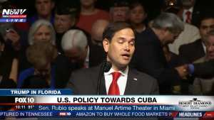 Rubio blasts Deep State over Venezuela story, threatens to 'out' leakers