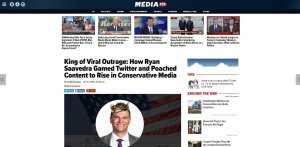 Mediaite releases hit piece on successful Conservative journalist