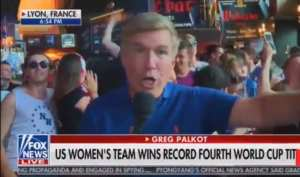 "WATCH: Soccer Fans chant ""F Trump"" during LIVE Fox Broadcast"