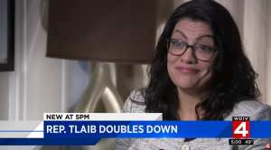 Tlaib got a $2500 campaign donation from a dead Palestinian American