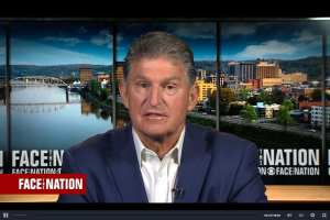 """Manchin"""" """"Good Dialogue"""" with Trump on guns, no promises yet though"""