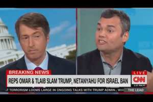 "CNN guest makes excuses for Palestinian terror: Many believe ""they have the right to respond violently"" to Israeli oppression"