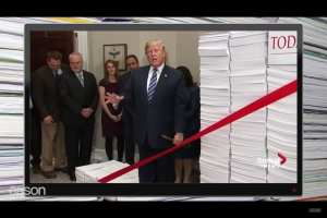 WATCH: Trump's Deregulation