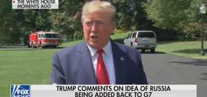 """Trump: Looking into """"ridiculous"""" Birthright citizenship for anchor babies"""
