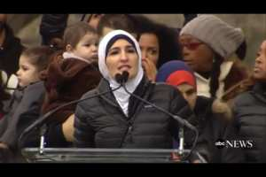 "Linda Sarsour defends Antifa: They are ""anti-fascist"""