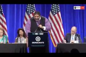 DNC Speaker Rev. Barber claims  Socialism is endorsed by Bible,  Constitution