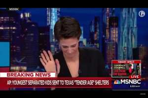MSNBC has worst ratings month in Trump era