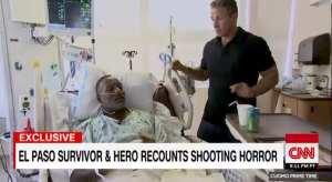 El Paso Survivor wished his gun-toting mom brought her gun