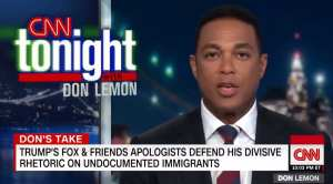 CNN puts credibly accused Don Lemon back on air