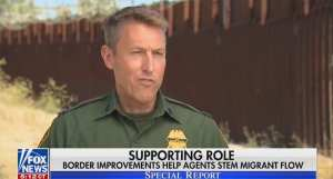 Border apprehensions down 43% since new Wall built