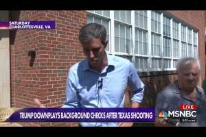 "Beto: ""I want to be really clear"" the government will confiscate semi-autos"