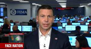 DHS Chief: Diverted FEMA funds won't impact Storm response