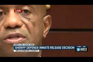 500 aliens with detainers released by NC Sheriff
