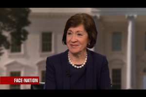 Susan Collins backs resolution blocking funds for Border Wall