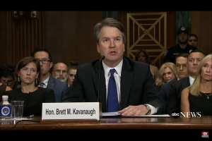 New alleged Kavanaugh victim has no memory of event