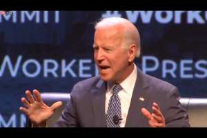 Joe Biden claims that 720 M women will go back into the workforce with his tax credit
