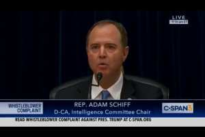Adam Schiff makes up conversation between Trump and Ukrainian President