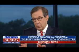 Fox's Wallace claims Trump has daddy problems in private meeting