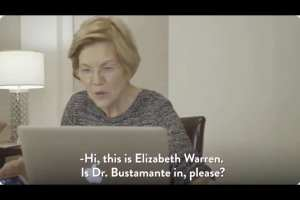 Warren deletes tweet showing DNA test results