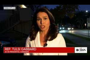Leftists smear Tulsi Gabbard as racist, Russian bot
