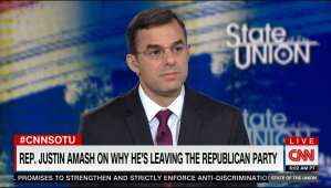 "Amash on impeachment: ""Today was really bad for Pres. Trump"""