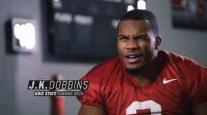 Fox Football announcer tells story of mom who chose not to abort child, now is Ohio State star