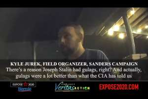 Bernie Field Organizer: Soviet Gulags were a lot better than what CIA told us