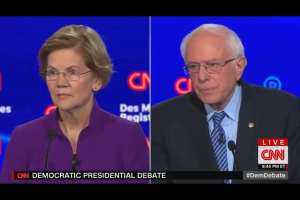 CNN smears Bernie with phony Warren story