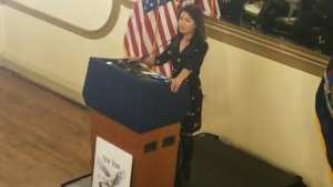 WOW: Packed House for Michelle Malkin event in NY