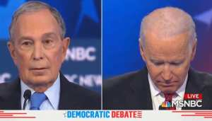 "Weak Bloomberg: ""I've asked for forgiveness"" for Stop and Frisk"