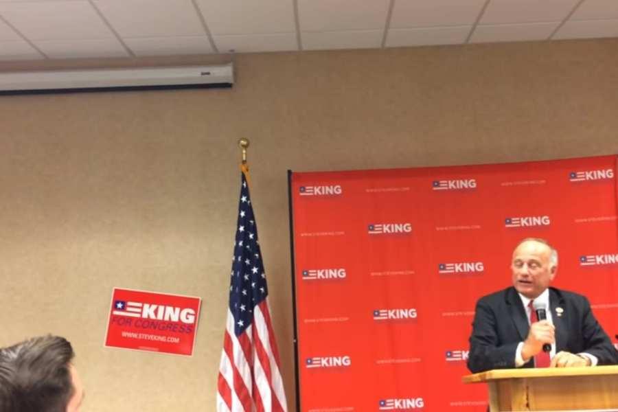 Rep. Steve King claims Obama-era whistleblower was murdered
