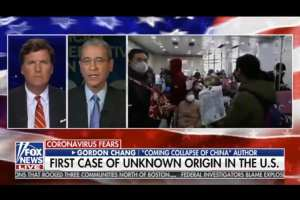 Gordon Chang praises Trump Admin response to Coronavirus
