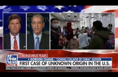 Gordon Chang praises Trump Admin response to Coronavirus