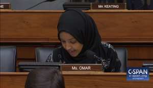 Ilhan Omar trying to bribe ex-husband to not talk about affair