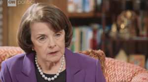 Dianne Feinstein sold over $1M in stock after closed door Coronavirus meeting