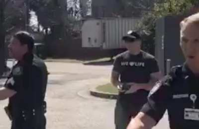 Pro-life group arrested for praying outside NC Abortion clinic
